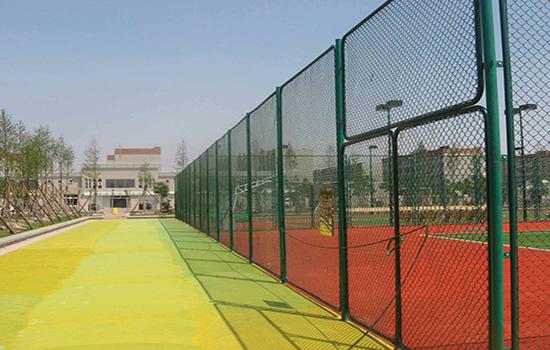 2.2m足球场围栏配件批发