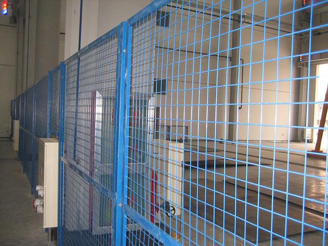 电力隔离网施工规范