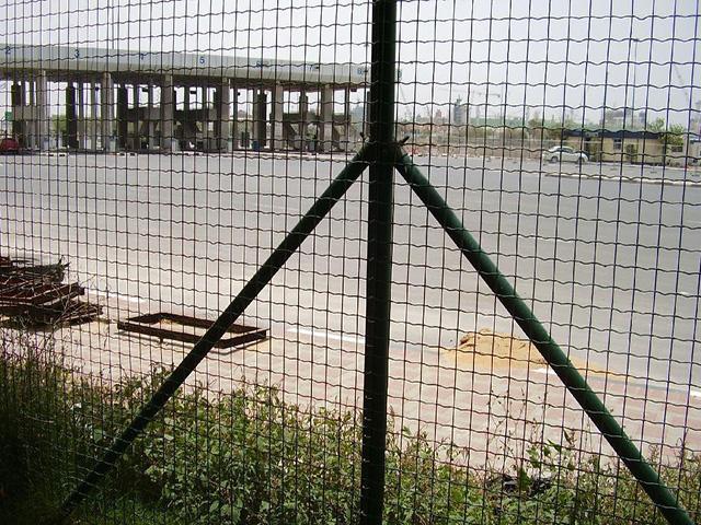 河道护栏网安装的顺序